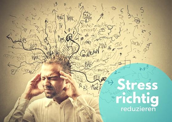 Stress reduzieren , Stressbewältigung, Gesundheitsförderung, Anti-Stress